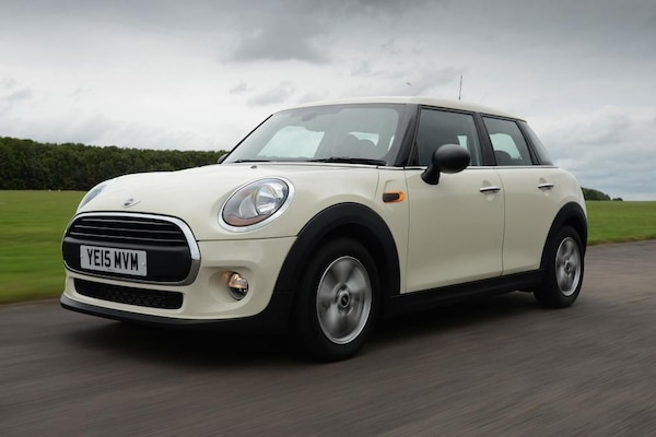 New Mini cooper turbo