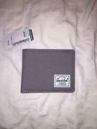 gray and black leather wallet Dollard-des-Ormeaux, H9B 1E5