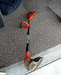 Black and decker cordless weed whacker Nuevo, 92567