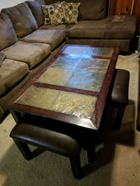 Stone Top Table w/ 4 seats Silver Spring, 20906