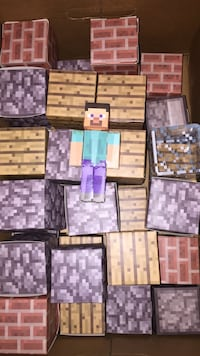 Minecraft paper blocks