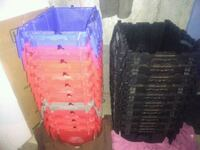 Storage totes 2 sizes- 2 prices Derby, 67037