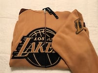 Official NBA Big Man Lakers Sweat suit XXL Modesto, 95355