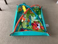 Tiny Love Kick N Play City Safari Play Mat Vancouver, V6A 0E3