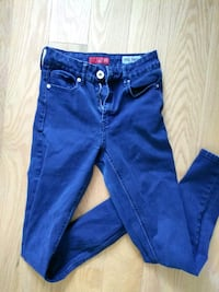 Guess high waisted skinny jeans  Toronto, M5T 1V7