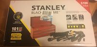Stanley Black Chrome Box and Tools Berryville, 72616