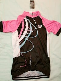 Zero Bike Women's Short-sleeved Cycling Jersey
