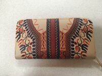 New zippered wallet.  Sumter, 29154
