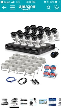 Swann 16 camera security system