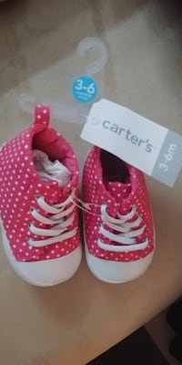 Shoes 3 - 6 month