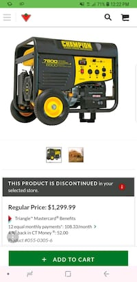 BRAND NEW GENERATOR FOR SALE  Mississauga