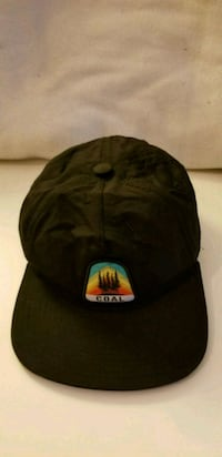 Coal Five-panel cap Montréal, H2J 3H8
