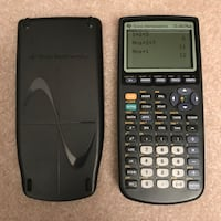 Ti 83 plus graphing calculator math science ti-83 Texas Instruments