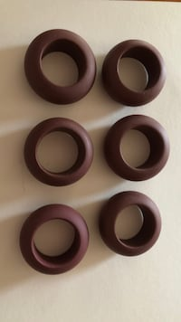 New napkin rings set of 6 (discounted) Brooklyn, 21225
