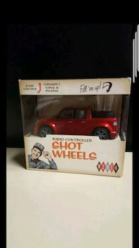 """Remote Controlled """"Shot Wheels"""""""