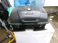 black and gray gas grill Kitchener, N2K 1K6