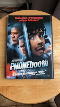Phonebooth DVD Movie Laurel