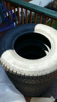 New factory tires only 45km - $800 OBO Hamilton