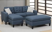 Brand new sectional with ottoman  Silver Spring, 20902