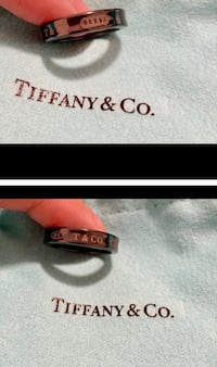 Tiffany&co titanium ring Oakhurst, 07755