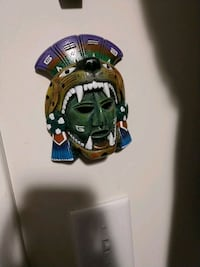Aztec wall decor