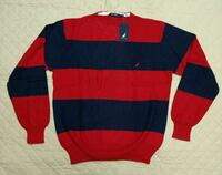 red and blue striped polo shirt Bengaluru, 560027