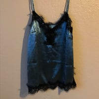 Size 8 Blue and Black Night Time Top  Santa Rosa, 95403