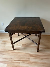 Dinning extendable table w/ 6 FREE chairs Vienna, 22180