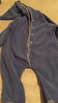 black and gray button up jacket Salinas, 93905