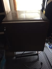 black and gray wooden desk East Islip, 11730