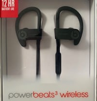 Powerbeats Wireless Headphones