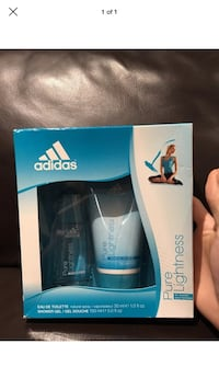 Adidas Pure Lightness Natural Spray 30ML and Shower Gel 150ML NEW IN BOX London, N6G 2Y8