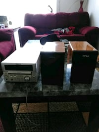 black and gray home theater system Virginia Beach, 23453
