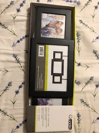 Cubicle picture frames