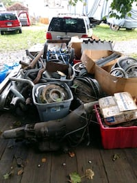 Chevy GTO, and other 1960/70 parts Baltimore, 21225