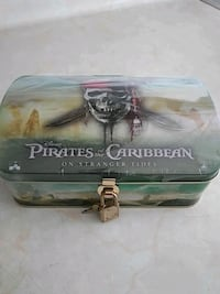 Disney Pirates of Caribbean on Stranger Tides Meta