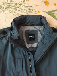 Black and gray adidas zip-up jacket Vancouver, V6T 1Z4