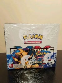 POKEMON EVOLUTIONS BOOSTER BOX Surrey, V3R