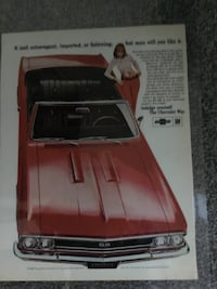 Chevelle original ads  Mississauga, L5N 4V1