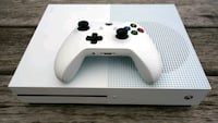Xbox one s 1Tb with 2 games 300 obo Pleasant Hill, 94523