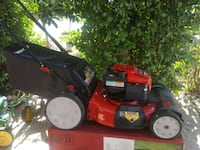Lawnmower almost new