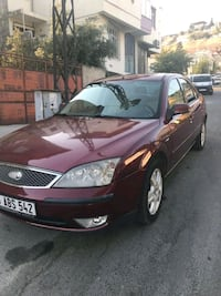 2005 Ford Mondeo 2.0I TREND