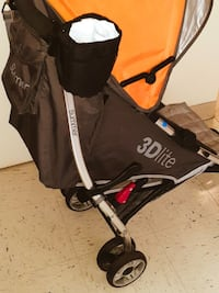 Lite Baby Carriage for the Summer