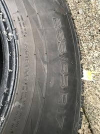 Snow tires for SUV!!! Victoria, V9A 5A8
