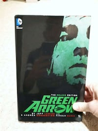 The Deluxe Edition Green Arrow hardcover Oakville, L6H 0R4