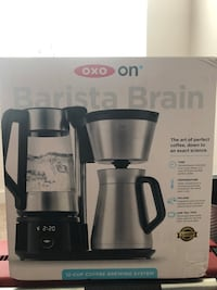 Brand new OXO On Barista Brain 12-Cup Coffee Maker Rockville, 20855