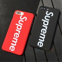 iphone 7 Plus And iphone 8 Plus Supreme Cases $5 Each  GUELPH