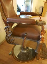 Turn of the century Columbia barber chair Albuquerque, 87107