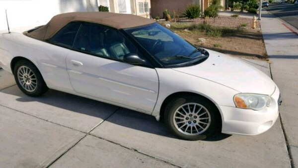 Chrysler - Sebring - 2004 Lxi convertible