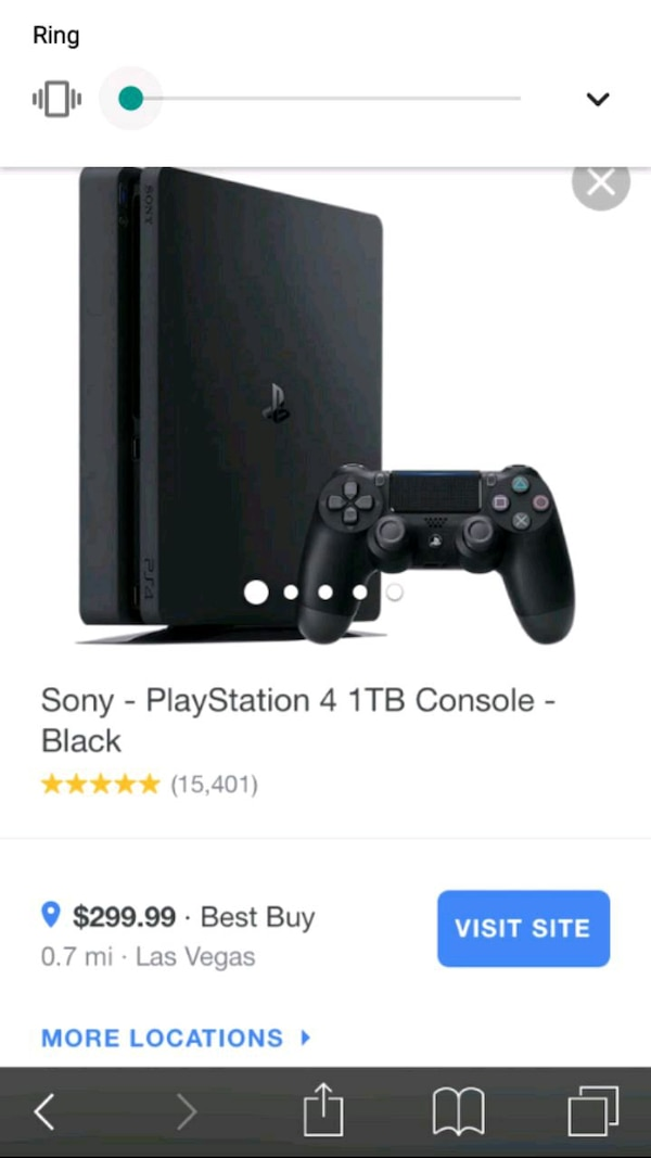 Used Ps4 Thin 1 Tb Bundle Package For Sale In Milpitas Letgo